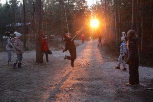 Tarpojien syysretki 2019 @ Nuuksion kämpät